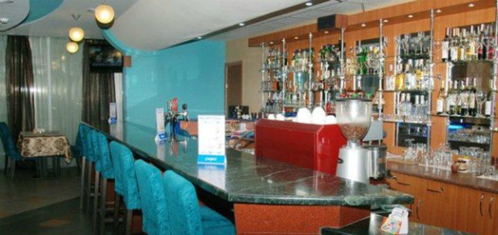 Скидка 25% на лонги-коктейли и 20% скидки на все меню кафе-бара «Энеида»