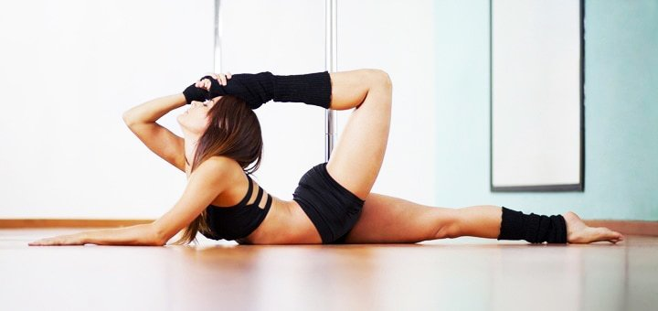 До 6 месяцев занятий стретчингом в студии танцев «Life in Dance»