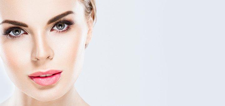 Комплексная чистка лица с пиллингом и лечебной сывороткой в салоне «Helena Exclusive»