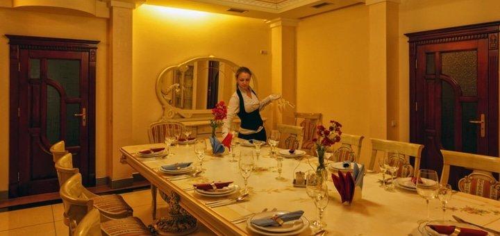 От 4 дней отдыха с бассейном и процедурами в оздоровительном комплексе «Карпаты» в Яремче