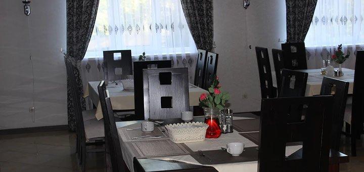 От 5 дней отдыха с питанием в отельно-оздоровительном комплексе «Солотвино Резорт» в Закарпатье