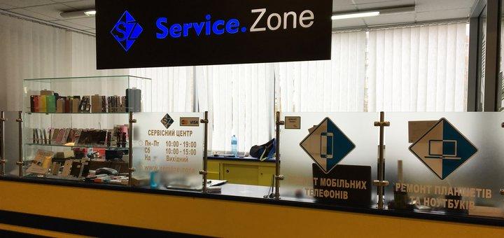 Скидка до 34% на замену поврежденного дисплея Iphone в «Service Zone»