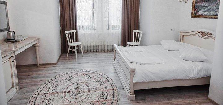 От 3 дней отдыха с завтраками и SPA в отеле «Mardan Palace» в Буковеле