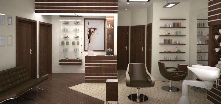 Стрижка, укладка волос и макияж в салоне красоты «Сана Бьюти»