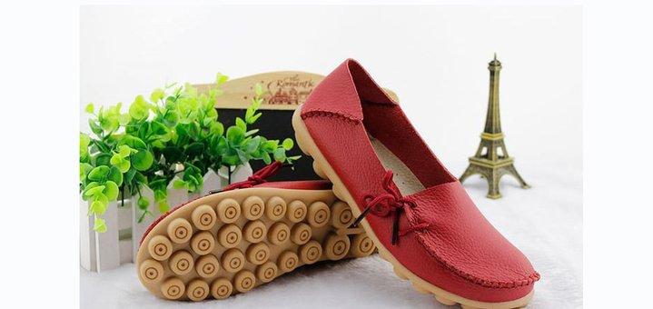 Скидка -7% на покупку женской обуви!