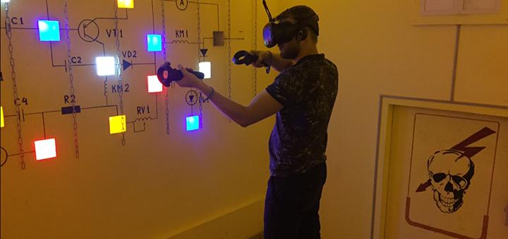 Скидка 50% на игры в клубе виртуальной реальности «Hype» от проекта Аномалия