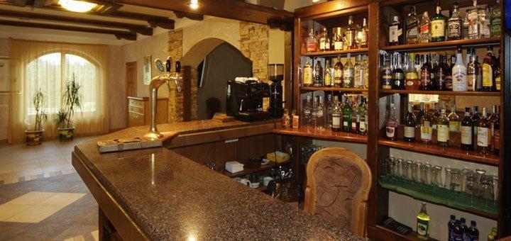 От 3 дней отдыха с двухразовым питанием в отеле «Зербань» в Славском